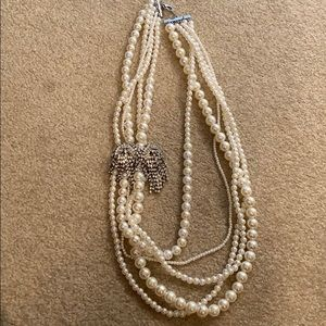 Pearl Necklace from Banana Republic